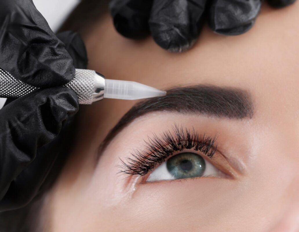 Cosmetic tattoo Beauty Therapist Melbourne